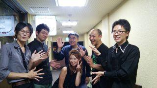 2014.8.30sat→Ya-Yaクィンテットさんと♪