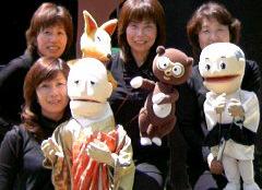 人形劇団まいむ「山寺の小僧さん」